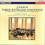 George Malcolm Bach: Three Keyboard Concertos