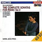 Maria João Pires Mozart: The Complete Sonatas For Piano, Vol. 2