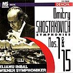 Eliahu Inbal Shostakovich: Symphonies No. 1 & No. 15