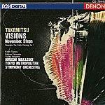 Hiroshi Wakasugi Takemitsu: Visions, November Steps