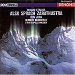 Herbert Blomstedt Strauss: Also Sprach Zarathustra, Op. 30