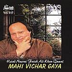 Ustad Nusrat Fateh Ali Khan Mahi Vichar Gaya Vol. 217