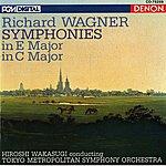 Hiroshi Wakasugi Wagner: Symphonies In E Major & C Major