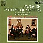 """Smetana Quartet Janacek String Quartets: No. 1 """"Kreutzer Sonata"""" & No. 2 """"Intimate Pages"""""""