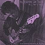 Will Ray Hellecasters Jam Tracks