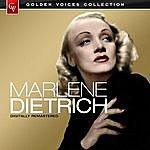 Marlene Dietrich Golden Voices - Marlene Dietrich (Remastered)