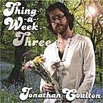 Jonathan Coulton Thing A Week Three