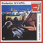 Radoslav Kvapil Chopin: Les Études