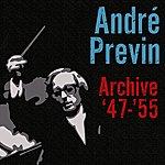 André Previn Archive '47-'55