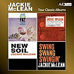 Jackie McLean Four Classic Albums (Fat Jazz / Jackie's Bag / New Soil / Swing, Swang, Swingin)(Digitally Remastered)