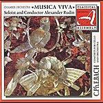 Alexander Rudin Bach: Concertos For Cello And Orchestra
