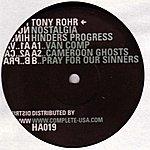 Tony Rohr Nostalgia Hinders Progress Ep