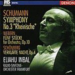 """Radio-Sinfonie-Orchester Frankfurt Schumann: Symphony No. 3 """"Rheinische"""""""