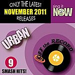 Off The Record November 2011 Urban Smash Hits (R&B, Hip Hop)
