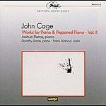 Pierce John Cage: Works For Piano & Prepared Piano - Vol.2
