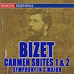 London Festival Orchestra Bizet: Carmen Suites Nos. 1 & 2 & Symphony In C