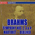 Berliner Symphoniker Brahms: Symphonies Nos. 2, 3, & 4