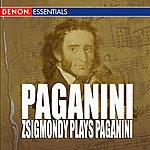 Denes Zsigmondy Paganini - Zsigmondy Plays Paganini