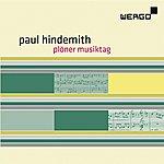 Dietrich Henschel Paul Hindemith: Plöner Musiktag