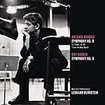 "Leonard Bernstein Dvorak: Symphony No. 9 In E Minor, Op. 95 ""From The New World""; Harris: Symphony No. 3"