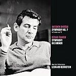 Leonard Bernstein Dvorak: Symphony No. 7 In D Minor, Op. 70; Franck: Symphony In D Minor