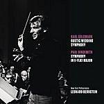 Leonard Bernstein Goldmark: Rustic Wedding Symphony, Op. 26; Hindemith: Symphony In E-Flat Major
