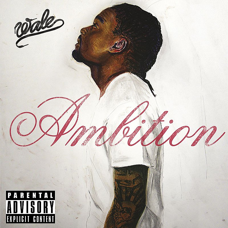 Cover Art: Ambition (Deluxe Version)