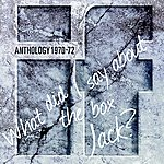 I-F Anthology - What DID I Say About The Box Jack? - Best Of (Digitally Remastered Version)
