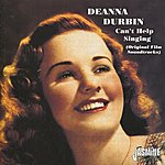 Deanna Durbin Can't Help Singing (Original Film Soundtracks)