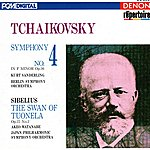 Berliner Sinfonie Orchester Tchaikovsky: Symphony No. 4 - Sibelius: The Swan Of Tuonela