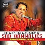 Rahat Fateh Ali Khan The Greatest Collection Of Sad Qawwalies Vol. 34