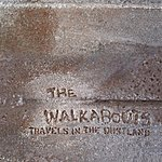 The Walkabouts Travels In The Dustland