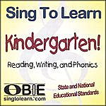 Obie Leff Sing To Learn Kindergarten! Reading, Writing, And Phonics