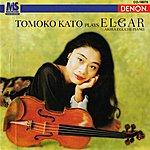 Akira Eguchi Tomoko Kato: Plays Elgar