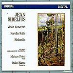 Helsinki Philharmonic Orchestra Jean Sibelius : Violin Concerto, Karelia Suite, Finlandia