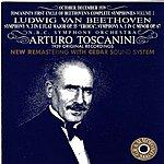 """Arturo Toscanini Beethoven: Symphony No. 3 In E-Flat Major, Op. 55, """"Eroica"""" & Symphony No. 5 In C Minor, Op. 67"""
