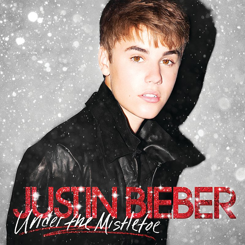 Cover Art: Under The Mistletoe (Deluxe Edition)