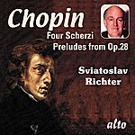 Sviatoslav Richter Chopin: Scherzi 1-4; Thirteen Preludes From Op. 28