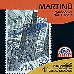 Czech Philharmonic Orchestra Martinů: Symphonies Nos. 1 & 2