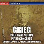 Libor Pesek Grieg: Peer Gynt Suites Nos. 1 & 2, Piano Concerto, Op. 16