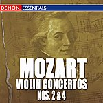 USSR State Symphony Orchestra Mozart: Violin Concertos No. 2 And 4