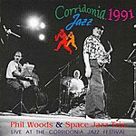 Phil Woods Live At The Corridonia Jazz Festival 1991