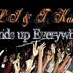 Eli Hands Up Everywhere (Feat. T. Kahton) - Single
