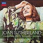 Dame Joan Sutherland Joan Sutherland - Complete Decca Studio Recitals