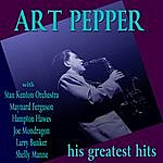 Art Pepper Art Pepper His Greatest Hits