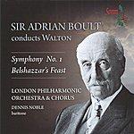 Sir Adrian Boult Walton: Symphony No. 1, Belshazzar's Feast