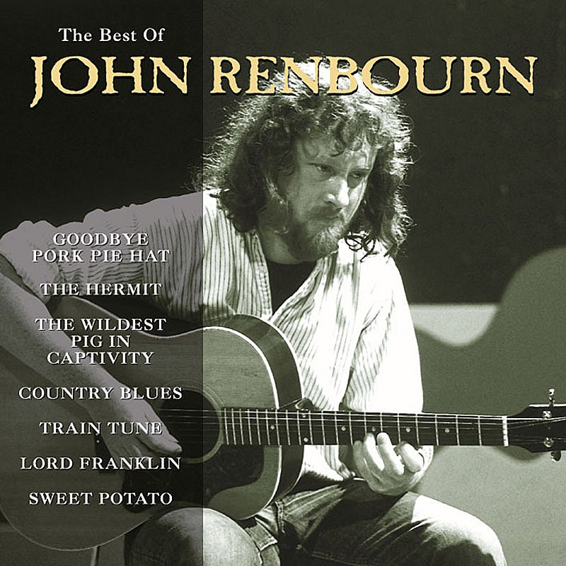 Cover Art: The Best Of John Renbourn