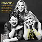 Panta Rhei Piano Trios: Bernstein - Schnyder - Gershwin - Kapustin - Pritsker