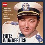 Fritz Wunderlich Fritz Wunderlich: Die Electrola-Querschnitte 1960-63