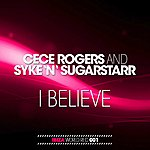 Ce Ce Rogers I Believe (Remixes Part 2) - Single